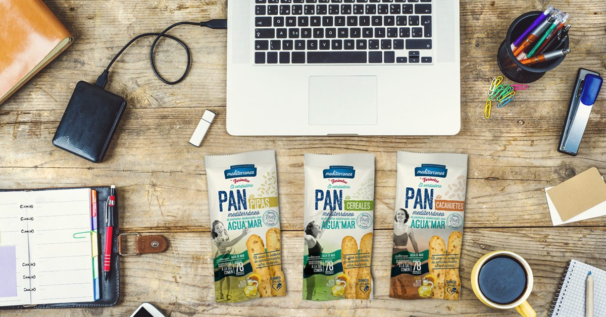 Palitos de pan: ¿el snack definitivo?